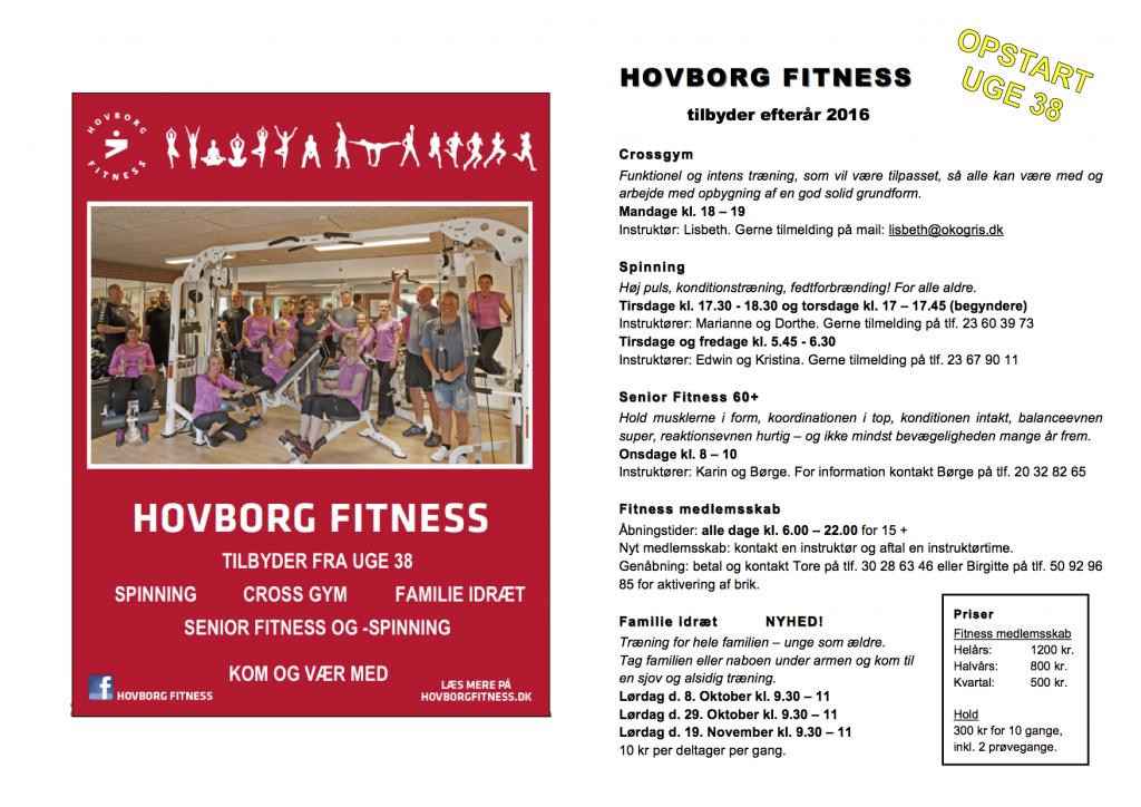 Hovborg Fitness, efterår_2016_