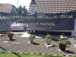 Landsbyfestival i Hovborg