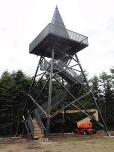 Udsigtstårn i Klelund