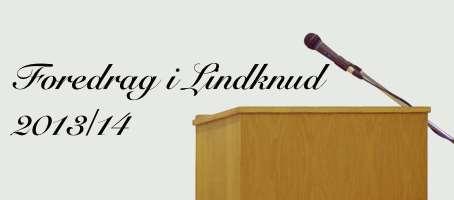 Foredragsrække i Lindknud